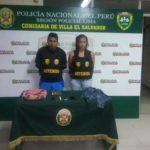 Policía de Villa El Salvador captura peligrosa banda de delincuentes esta madrugada