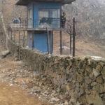 Construyen un 'Cerco de la vergüenza' que separa los distrito de La Molina y Villa María del Triunfo