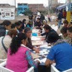 "Organizaciones realizan ""festival de la familia"""