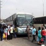Paraderos informales generan caos vehicular en San Juan de Miraflores