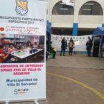 Ganadoras artesanas de presupuesto participativo 2017 presentaron clausura de su primer módulo de taller de tejido