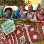 Municipalidad de Lima incumple su palabra con la comunidad Shipibo – Conibo