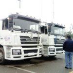 Alcalde Guido Iñigo inaugura nuevas maquinarias adquiridas en su gestión