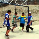 Fútbol calle promueve la no discriminación de género