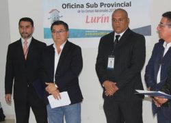Municipio firma convenio con INEI para realizar censos nacionales 2017
