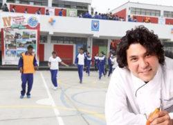 Gastón Acurio pide impulsar educación alimentaria en colegios