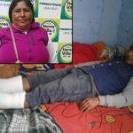Madre de joven que cayó por colgar propaganda política pide justicia