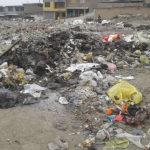 Municipio no cumple con el recojo de basura en AA.HH Cesar Vallejo