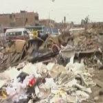 Vecinos denuncian falta de limpieza tras desalojo de los mecánicos en Separadora Industrial