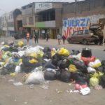 Pobladores piden recojo de basura en sector Mariano Melgar