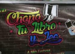 Feria Chapa tu libro continúa trabajos culturales en Lima Sur