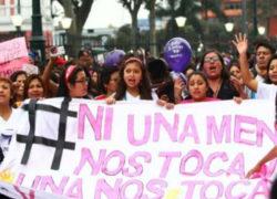Realizarán marcha contra la violencia hacia la mujer