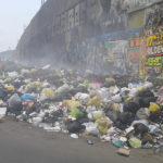 Vecinos de sector Micaela bastidas pide que municipio recoja basura antes de fin de año
