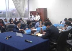 Regidores piden cese de funcionarios involucrados en actos de corrupción