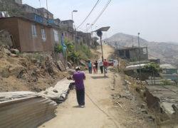 """Dirigente de """"ladera de Nueva Esperanza"""" pide seguridad y recojo de basura"""