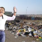 Sindicato sostiene que alcalde de Villa El Salvador, Guido Iñigo, debe apoyar en recojo de basura, pero sin hacer política
