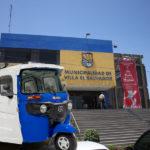 Villa El Salvador: Mototaxistas protestan en interior de la Municipalidad del distrito