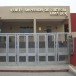 Corte Superior de Lima Sur pedirá presupuesto para nueva Sede del Poder Judicial.