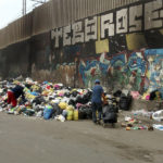 Villa María del Triunfo: Vecinos acudirán ante la Defensoría del Pueblo por basura acumulada en sector Micaela Bastidas