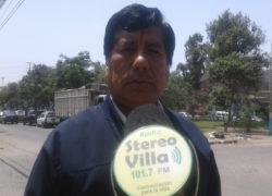 Villa María del Triunfo: Alcalde  debe asumir liderazgo para resolver los problemas del distrito, sostiene dirigente