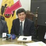 """Nuevo gerente municipal: """" No vamos a permitir ningún acto de corrupción"""", dijo tras recibir voto de confianza."""