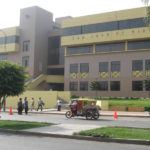 Municipio de San Juan de Miraflores apoyará estudios técnicos para la construcción de nueva Sede Judicial.