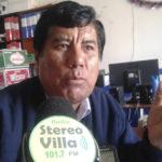 Villa María del Triunfo: han regresado ex funcionarios de alcalde vacado Carlos Palomino sostiene dirigente
