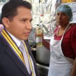 Villa El Salvador: Alcalde Guido Iñigo Peralta desestima denuncias de comedores populares y alega que hay cosas por mejorar