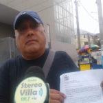 Villa María del Triunfo: Piden vacancia de regidor Infanzón por asumir funciones administrativas  en calidad de alcalde