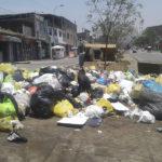 Al menos 300 toneladas de basura se dejan de recoger todos los días en zona nueva  de Tablada de Lurín en Villa María del Triunfo