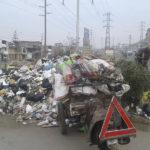 Villa María del Triunfo: 30 mil pobladores de Nuevo Milenio son afectados  por acumulación de basura en las calles