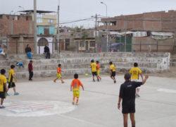 Villa El Salvador: Grupo 1 del sector 9 con problemas de infraestructura