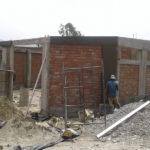 """Construyen local multiusos en asentamiento humano """"Por la Unión"""" de Tablada de Lurín"""