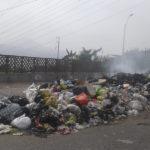 Villa María del Triunfo: Quema de basura afecta productos de biohuertos familiares en sector Torres de Melgar