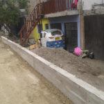 Villa María del Triunfo: 10 viviendas quedarían aisladas por construcción de pista en pueblo joven Juan Pablo II, denuncian vecinos