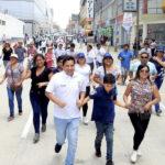 Villa El Salvador: Inauguran pistas en Parque Industrial sin invitar a APEMIVES y empresarios
