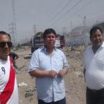 San Juan de Lurigancho: Alcalde de Juan Navarro pide cadena perpetua para asesino de niña Jimena