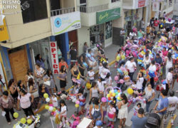Lurín promueve el turismo en Lima Sur a través de carnavales