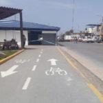Denuncian que Municipalidad de Villa El Salvador invade ciclovías y alamedas con ferias escolares
