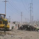 Vecinos de Nuevo Progreso en Villa María del Triunfo piden fumigación al Ministerio de Salud tras recojo de basura
