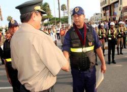 Serenazgo y comisarías de Villa El Salvador se comprometen a patrullar el distrito