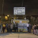 Promueven el trabajo de juntas vecinales en sectores y grupos de Villa El Salvador