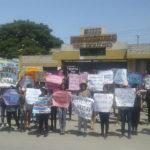 Estudiantes denuncian que Instituto Manuel Gonzáles Prada no habilitó vacantes para el área educación secundaria