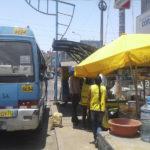 Ambulantes de Villa María del Triunfo afirman que pagan por limpieza y serenazgo pero Municipio no brinda el servicio