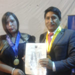Juramenta regidora accesitaria de Solidaridad Nacional en Villa María del Triunfo