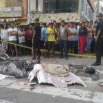 Villa El Salvador: Accidente de tránsito deja dos muertos tras choque entre mototaxi y un volquete