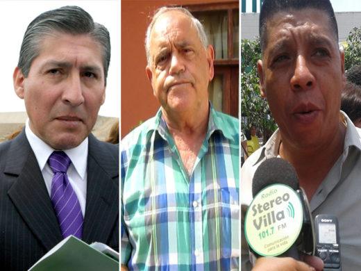 Ex alcaldes de  Villa El Salvador se pronuncian sobre problemas en el Estadio Iván Elías Moreno