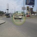 Dirigente pide instalación de semáforo en cruce de Pachacútec y Pumacahua para evitar accidentes