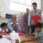 Inspeccionan colegios para el regreso de 350 mil estudiantes este 12 de marzo en Lima Sur