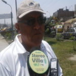 Caos y desorden reina en Av. Pachacútec denuncia dirigente de zona Hogar Policial